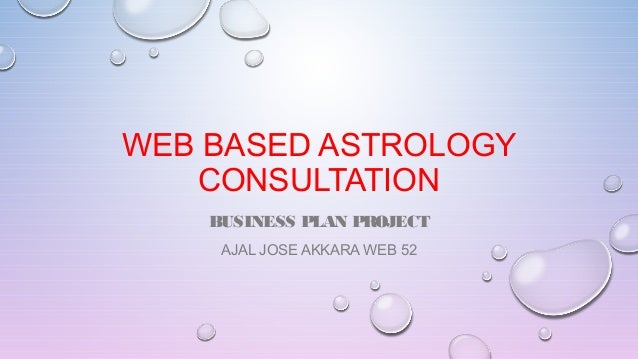 astrology compatibility chart business plan