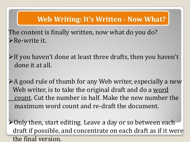 15 of the Best Free Web Applications for Writers