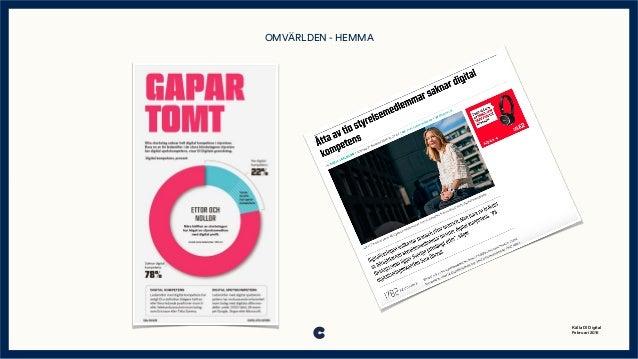 — Källa DI Digital  Februari 2016 OMVÄRLDEN - HEMMA