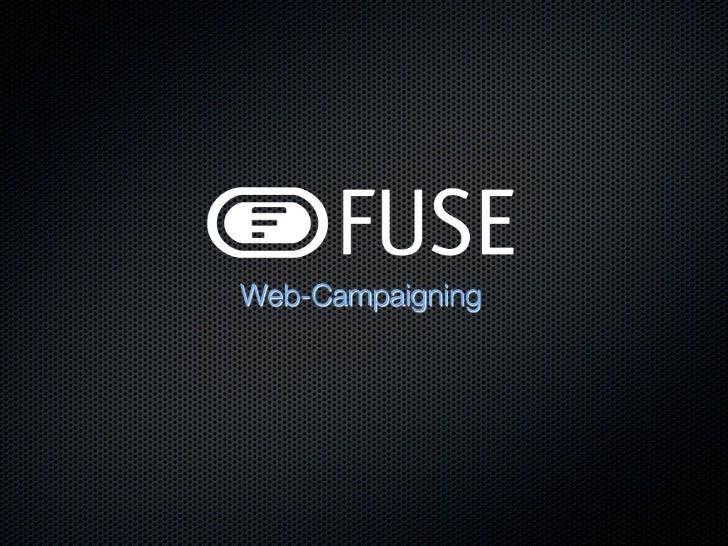 Web-Campaigning