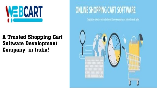 Find Best Online Shopping Cart Software at Competitive Price!