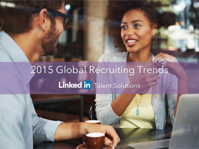 2015 Global Recruiting Trends