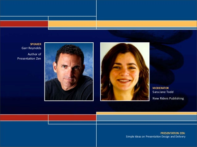 Slides (in PDF) from Safari Webcast Slide 2