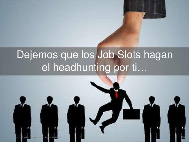Job slots linkedin