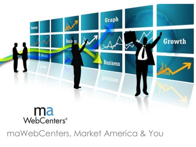 maWebCenters, Market America & You