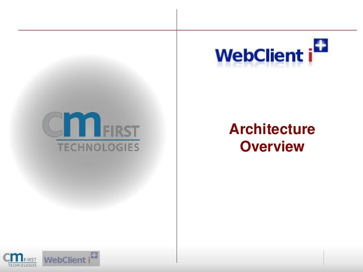Cm Webclient For Ca Plex. Available As A 30 Minute Workshop Exercise 10 Itecture. Wiring. Plex Data Warehouse Architecture Diagram At Scoala.co