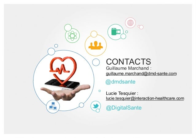 AGENDA 0 CONTACTS Guillaume Marchand : guillaume.marchand@dmd-sante.com Lucie Tesquier : lucie.tesquier@interaction-health...