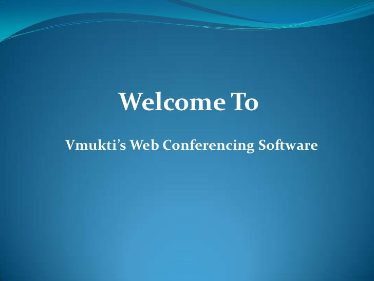 web conferencing programs Web conferencing is defined as the real-time sharing of computer screens,  individual applications, or web-based content among two or more.