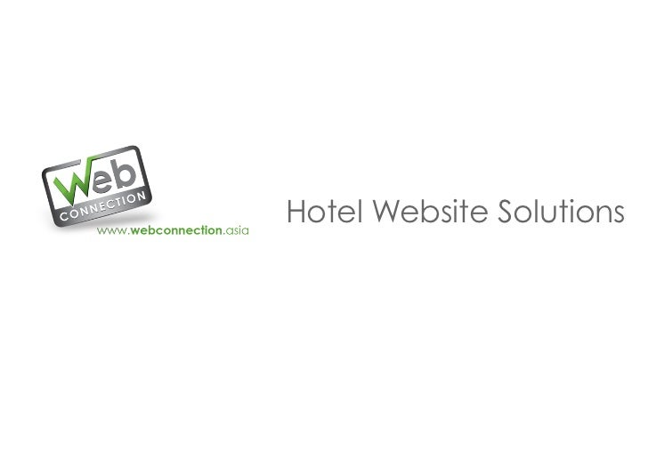 Hotel Website Solutions