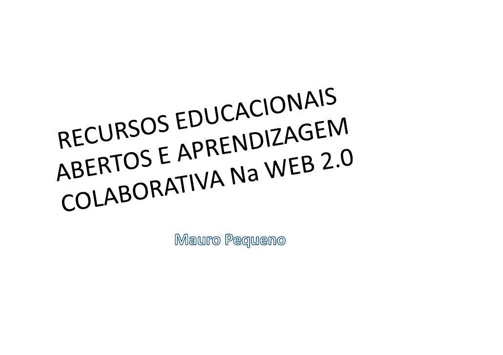 Modelos de EAD • Autoaprendizagem        • Comunidades de                             Aprendizagem   – Material didático  ...