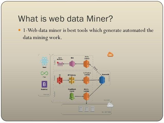Web data miner pdf I download