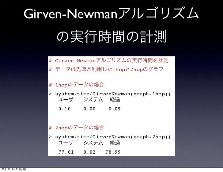 Girven-Newman                   # Girven-Newman                   #                    1hop   2hop                   # 1ho...