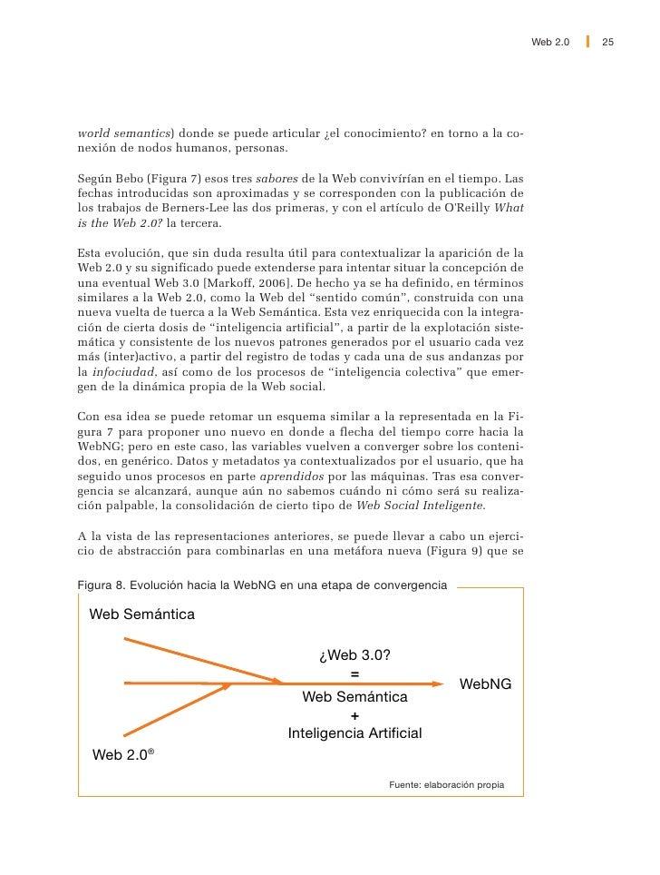 26   Web 2.0                    quiere apoyar en el modelo de complejidad OITP para ofrecer una visión com-               ...