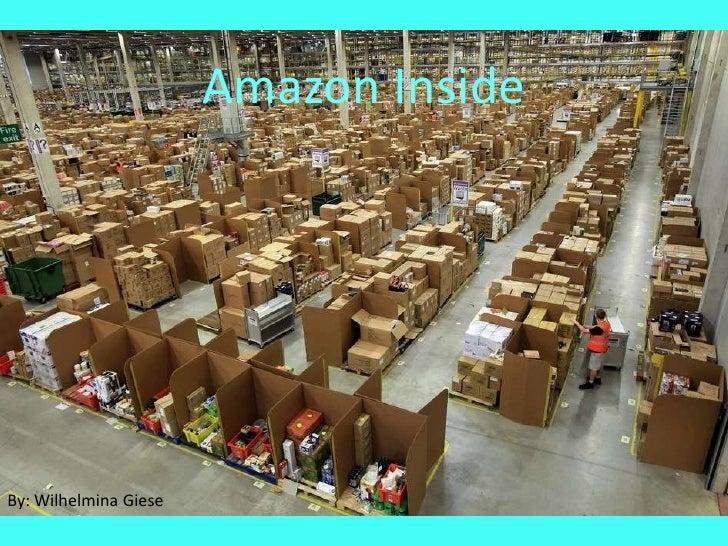 Amazon Inside                             Amazon Inside                       By: Wilhelmina GieseBy: Wilhelmina Giese