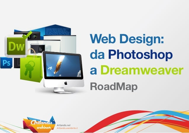 Web Design:da Photoshopa DreamweaverRoadMap