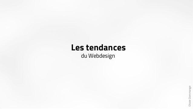 Webdesign sites web et mobiles-tendances 2015 Slide 2