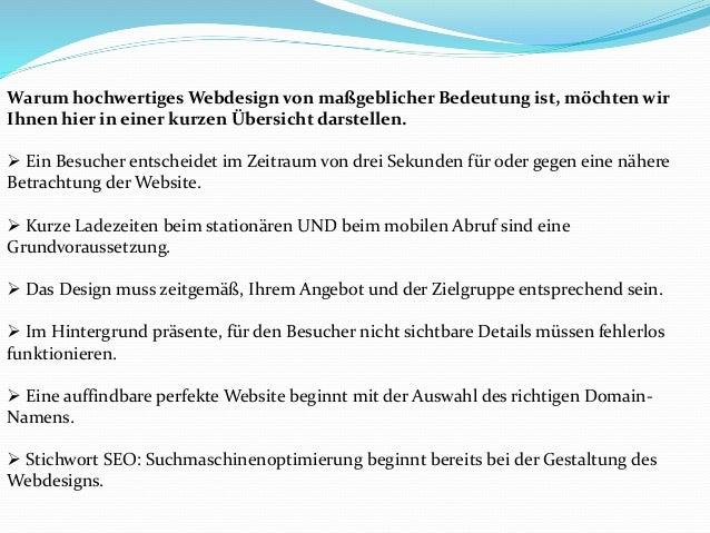 Professionelle Webdesign Agentur Berlin