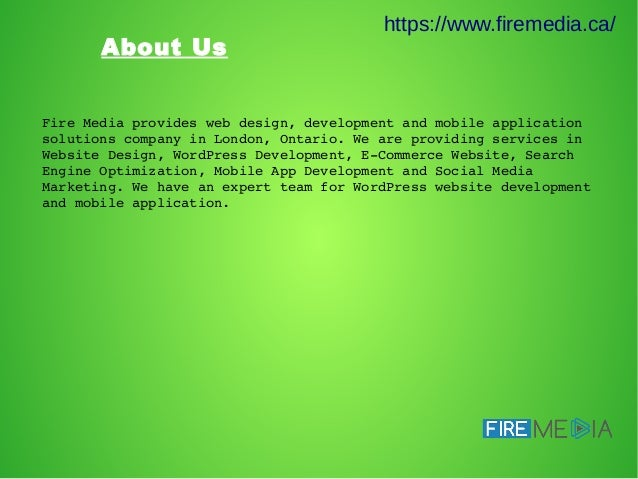 Web Design And Website Development Company In London