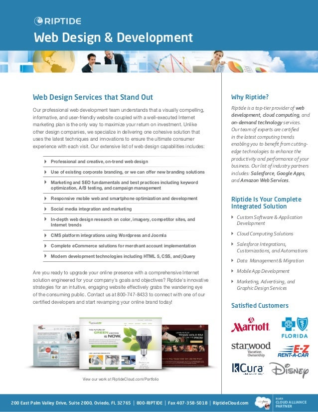 Web Design & Development          Web Design Services that Stand Out                                                      ...
