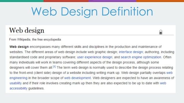 Ux Website Design Definition