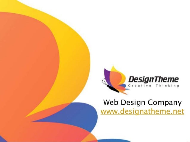 design theme for creative web design india