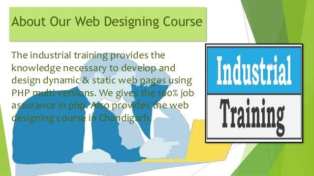 6 month industrial training in chandigarh Slide 3