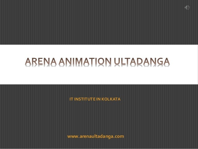 Website Designing Course In Kolkata Arena Animation Ultadanga