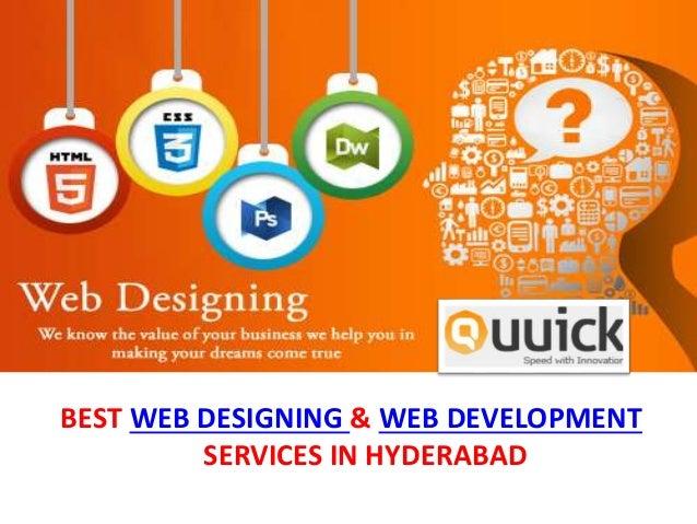 Web Designing Company Hyderabad Best Website Designing Services Quu
