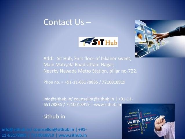 Professional Web Designing Course In Delhi
