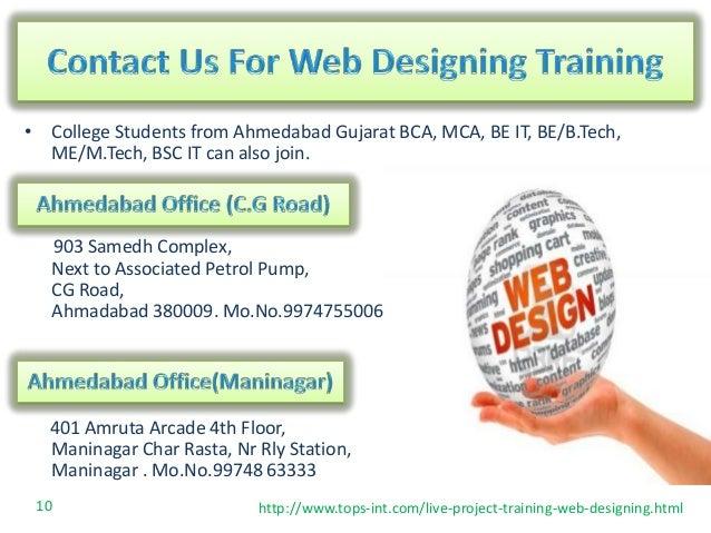 Web Design Training Ahmedabad Ahmedabad Gujarat