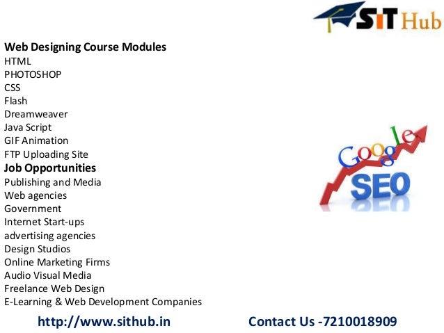 Web Development Training, Course, Institute in Uttam Nagar