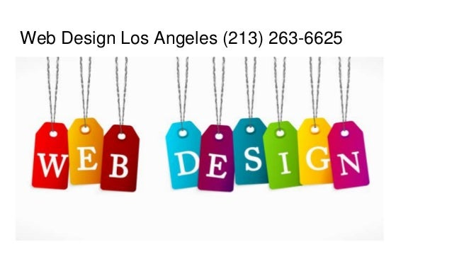 Web Design Los Angeles (213) 263-6625