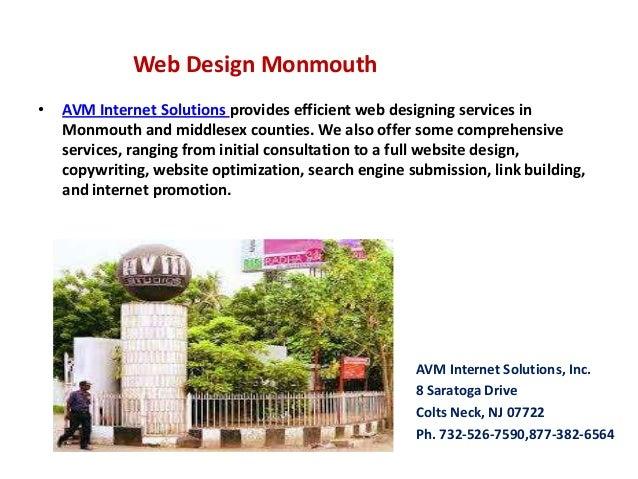 Web design monmouth Slide 2
