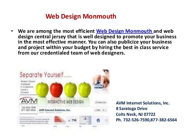 Web design monmouth Slide 3