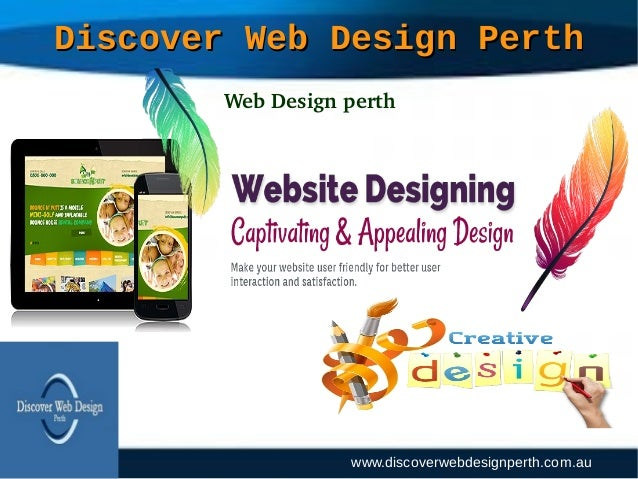 Web Design service provided in Perth