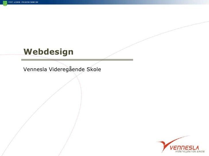 Webdesign prosessen komprimert