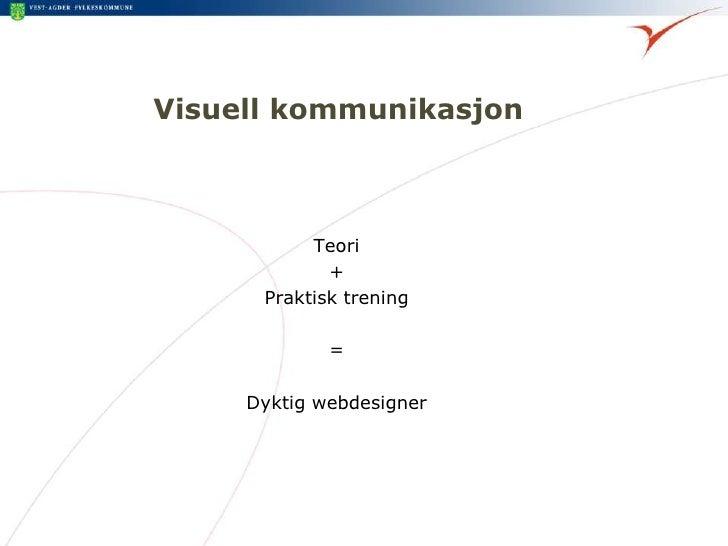 Webdesign prosessen komprimert Slide 3