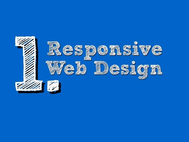 """Was ist """"Responsive Web Design""""?Eine Technik, mit der Webseiten sich an dieverfügbare Umgebung anpassen lassen."""