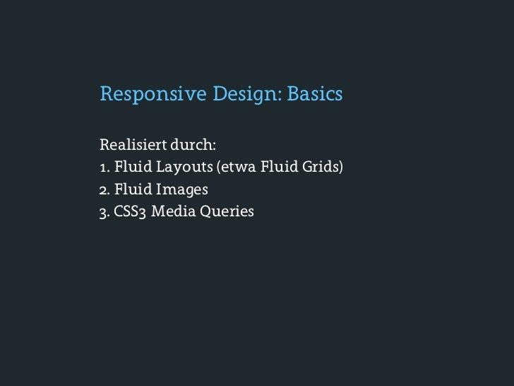 Wir entwickeln uns vom Design von Web-Seiten über das Design von Komponentenzum Design von adaptiven Systemen.