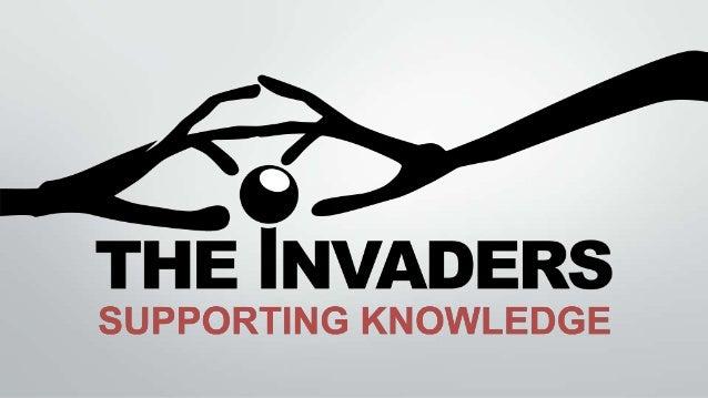 Интернет-ориентированность компании – неотъемлемая часть успеха бизнеса www.theinvaders.ru Спикеры: Виктор Брызгалов Евген...