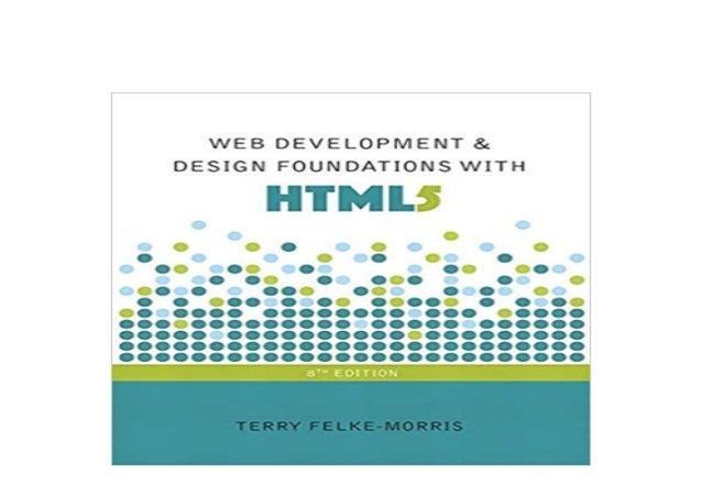 E P U B Library Web Development And Design Foundations With Html5 8