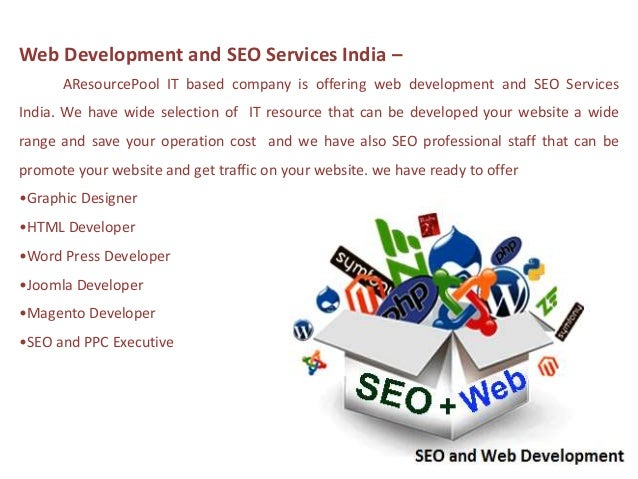 web site and seo services