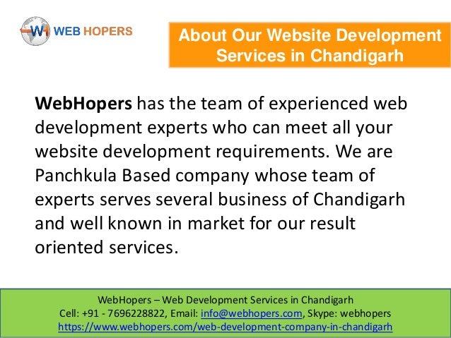 Ifazone chandigarh website development