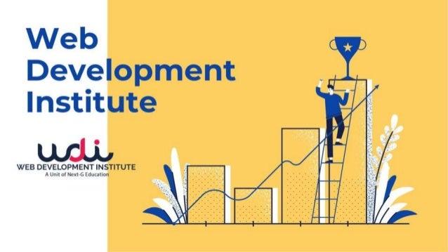 Web Development Institute in Delhi