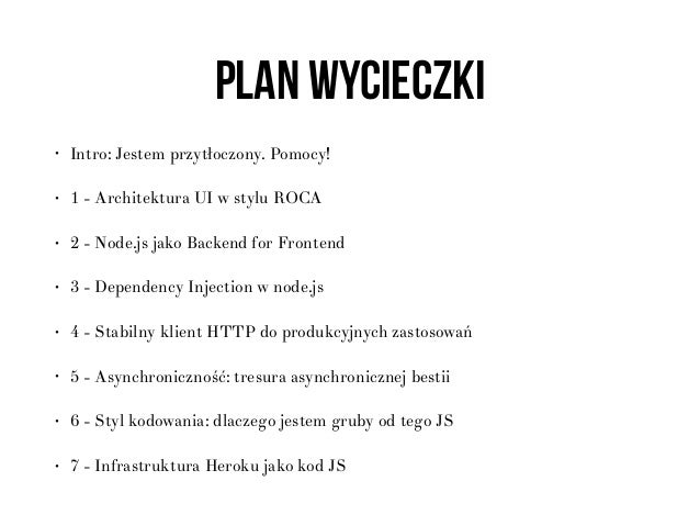 (node.js) Web Development - prościej Slide 2