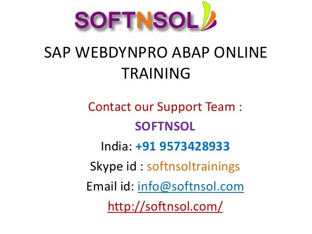 Web Dynpro Abap Ebook