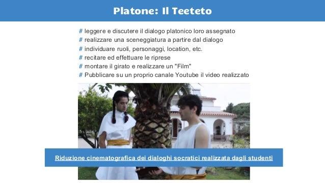 Platone: film sui miti di Platone Repubblica: Il Mito della Caverna Simposio: Dialogo tra Socrate e Diotima I miti di Plat...