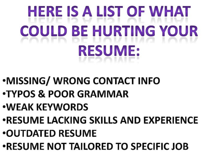 Perfect Resume Writing 101 4 A Resume Writing 6 Resume Writing Tips For