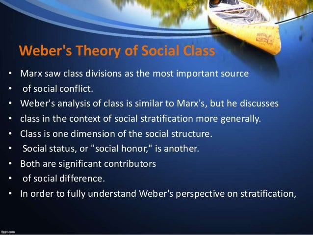 Challenges to Traditional Class Analysis