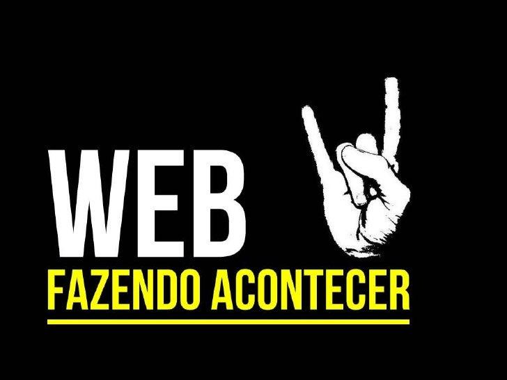 WEB - Fazendo Acontecer